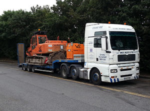 Haulage Lorry Transport